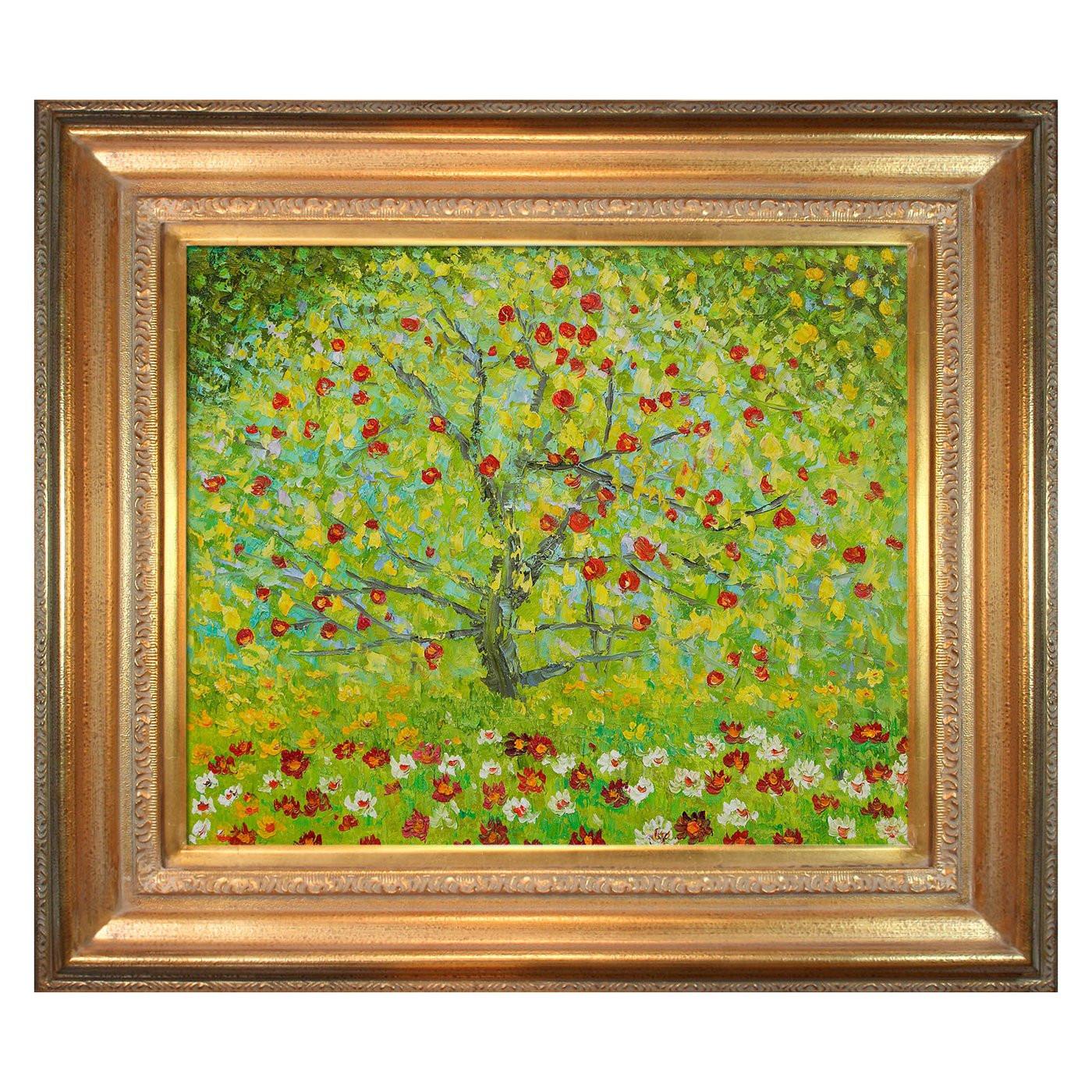 Best ideas about Overstock Wall Art . Save or Pin Overstock Art KL2477 FR 446G20X24 Gustav Klimt The Apple Now.