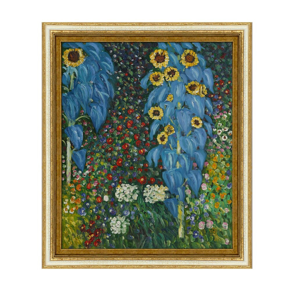 Best ideas about Overstock Wall Art . Save or Pin Overstock Art KL1778 FR EDTC20X24 Gustav Klimt Farm Now.