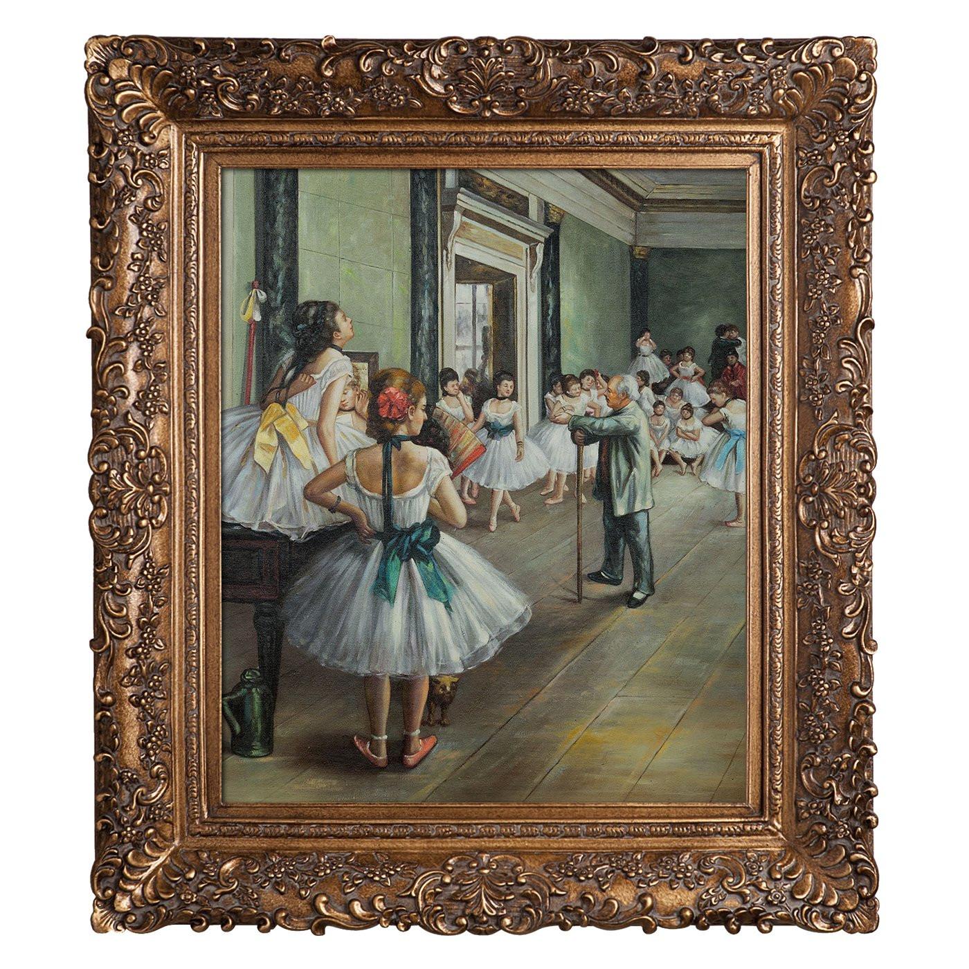Best ideas about Overstock Wall Art . Save or Pin Overstock Art DG561 FR 256G20X24 Edgar Degas The Dance Now.