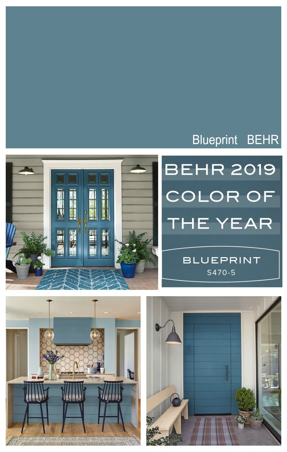 Best ideas about Paint Colors 2019 . Save or Pin 2019 Colors of the Year Now.
