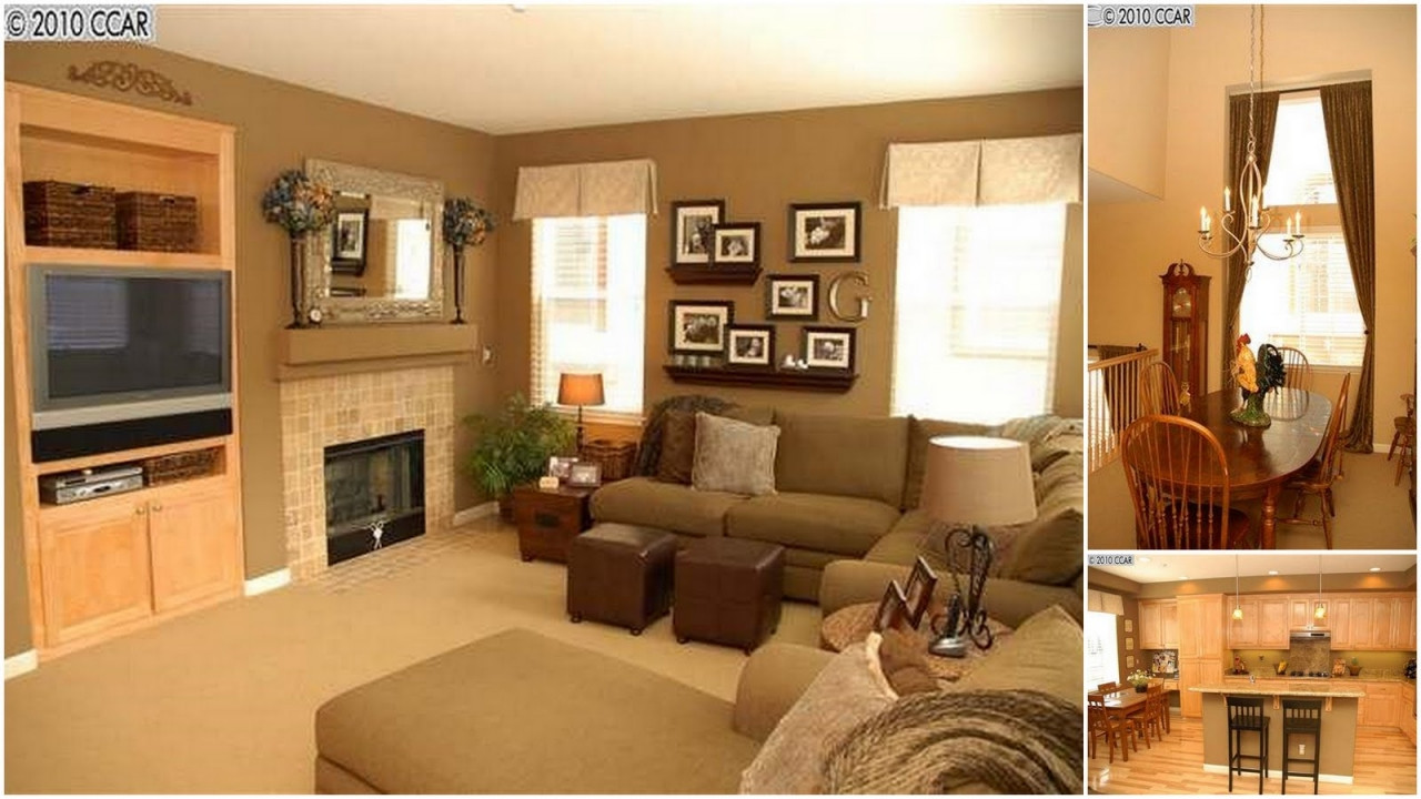 Best ideas about Paint Colors For Family Room . Save or Pin Color binations kitchens family room paint color ideas Now.