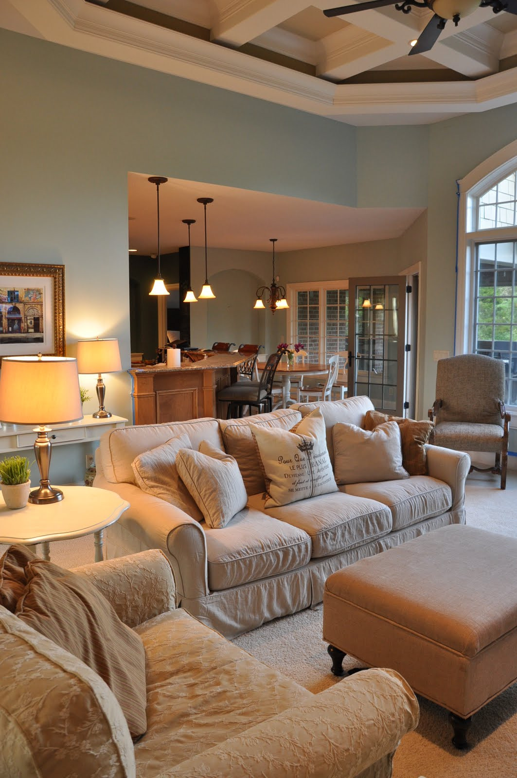 Best ideas about Paint Colors For Family Room . Save or Pin C B I D HOME DECOR and DESIGN CHOOSING A COLOR PALETTE Now.