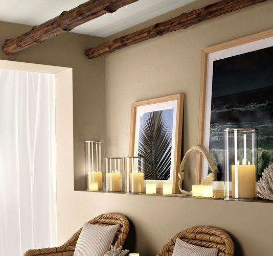 Best ideas about Paint Colors For Family Room . Save or Pin Paint Treatments for Family Rooms Now.