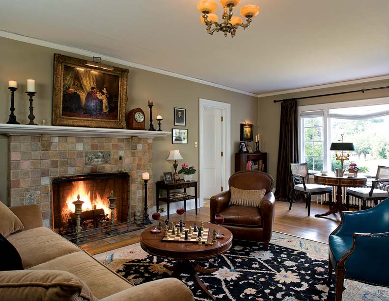 Best ideas about Paint Colors For Family Room . Save or Pin Choosing Paint Colors for a Colonial Revival Home Old Now.