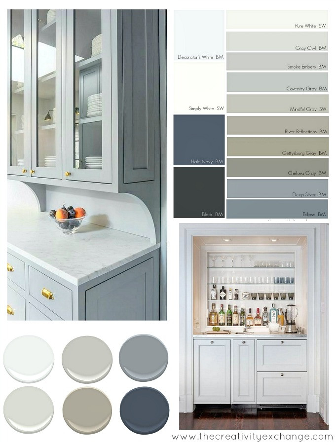 Best ideas about Paint Colors For Kitchen . Save or Pin Most Popular Cabinet Paint Colors Now.