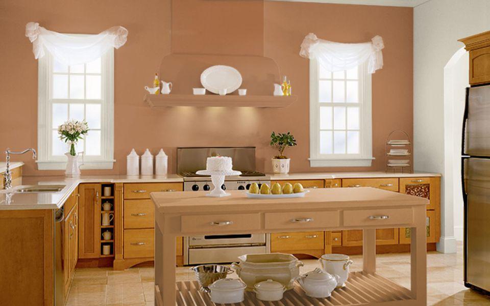 Best ideas about Paint Colors For Kitchen . Save or Pin Ideas and of Kitchen Paint Colors Now.