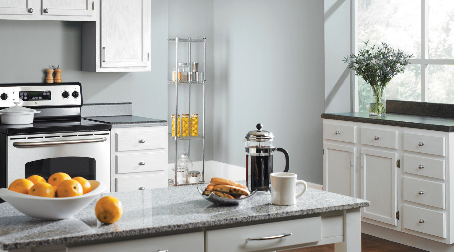 Best ideas about Paint Colors For Kitchen . Save or Pin Kitchen Color Inspiration Gallery – Sherwin Williams Now.