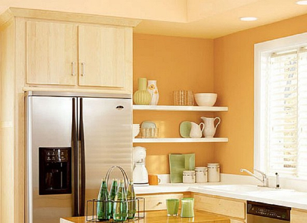 Best ideas about Paint Colors For Kitchen . Save or Pin Best Paint Colors for Small Kitchens Decor IdeasDecor Ideas Now.