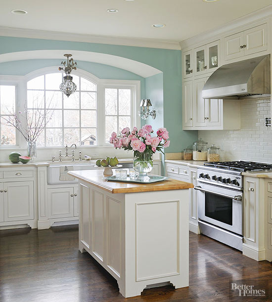 Best ideas about Paint Colors For Kitchen . Save or Pin Popular Kitchen Paint Colors Now.