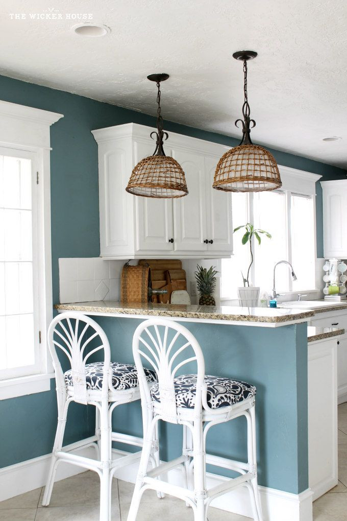 Best ideas about Paint Colors For Kitchen . Save or Pin 9 Calming Paint Colors Kitchen paint colors Now.
