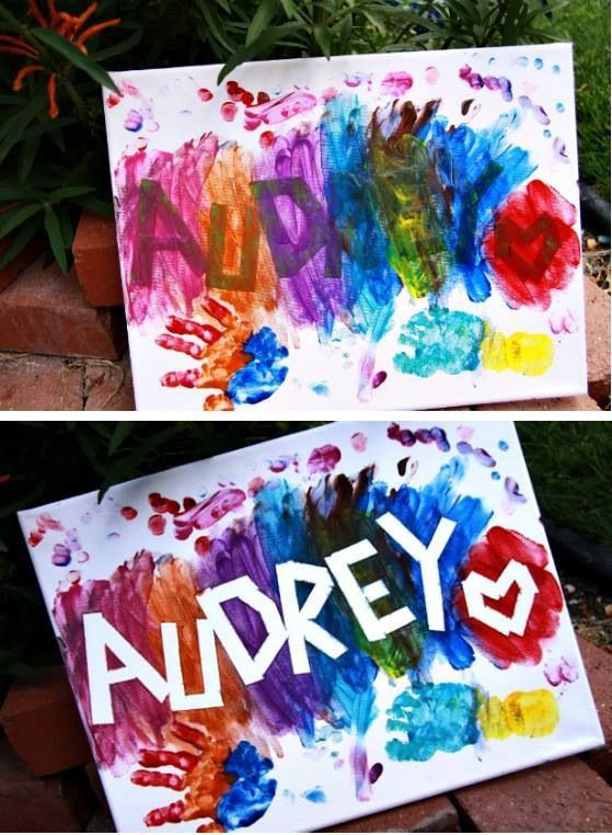 Best ideas about Paint Ideas For Toddlers . Save or Pin Tape Painting Ideas You ll Love Video Tutorial Now.