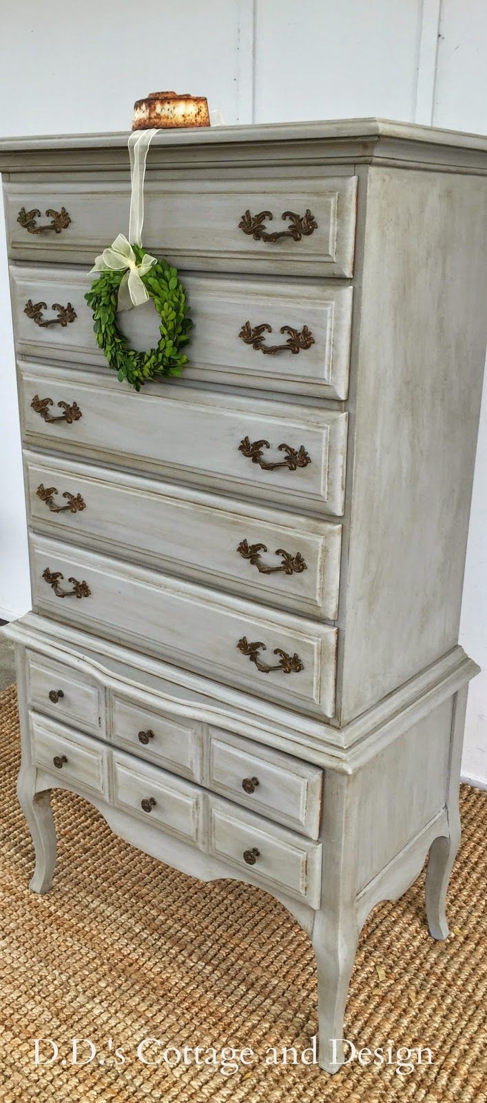 Best ideas about Painted Bedroom Furniture Ideas . Save or Pin 25 best ideas about Grey painted furniture on Pinterest Now.