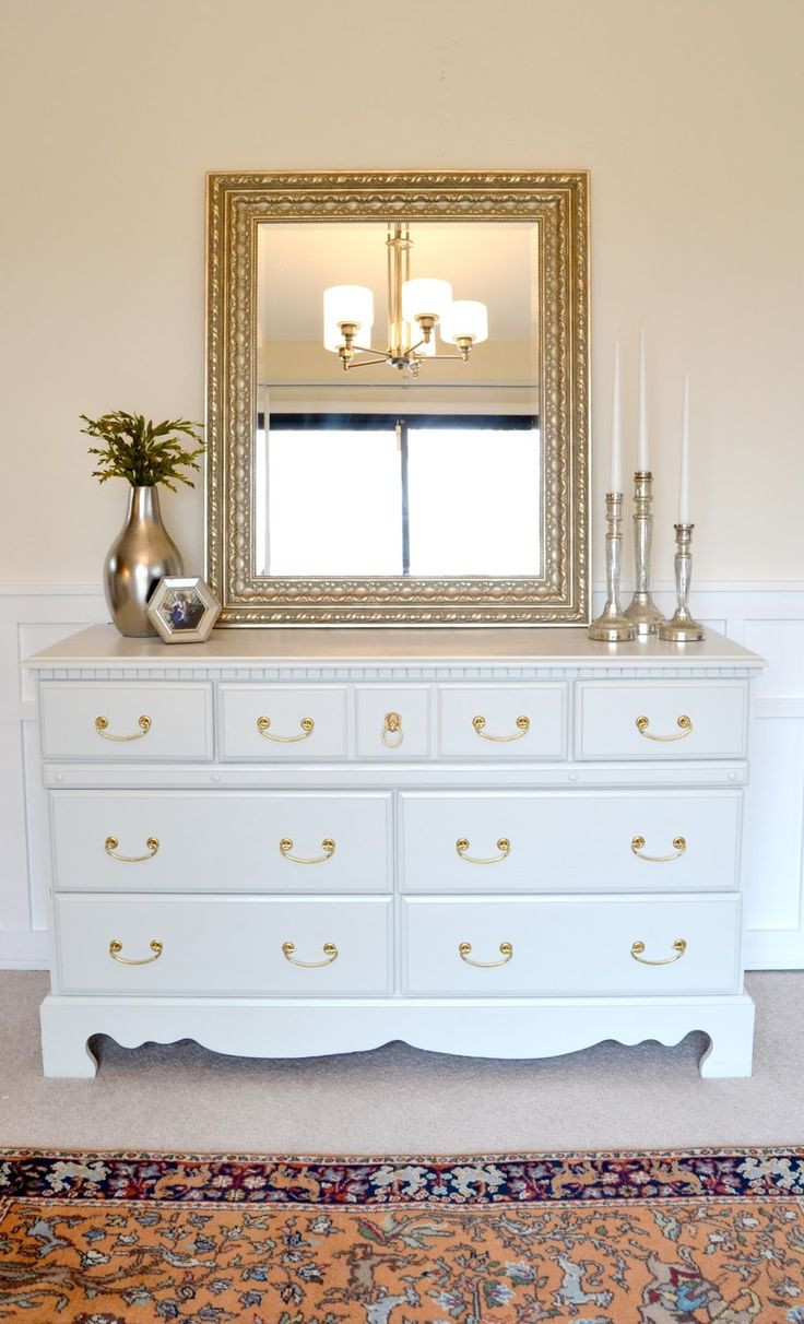 Best ideas about Painted Bedroom Furniture Ideas . Save or Pin 25 best ideas about Painting furniture white on Pinterest Now.