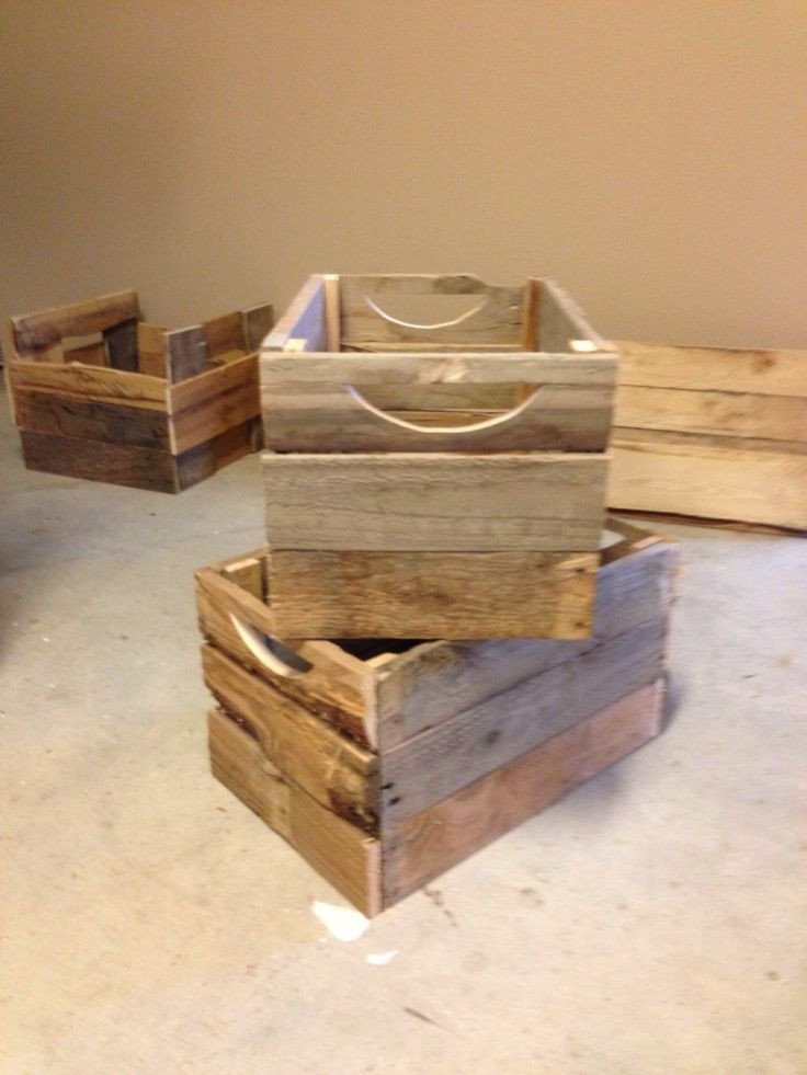 Best ideas about Pallet Boxes DIY . Save or Pin 17 Best ideas about Pallet Boxes on Pinterest Now.