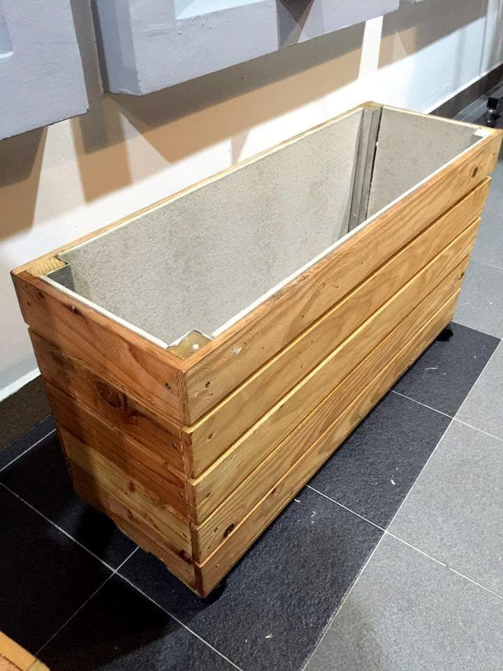 Best ideas about Pallet Boxes DIY . Save or Pin 25 unique Pallet planter box ideas on Pinterest Now.