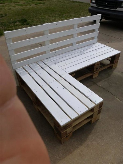 Best ideas about Pallet Furniture Ideas . Save or Pin 110 DIY Pallet Ideas for Projects That Are Easy to Make Now.