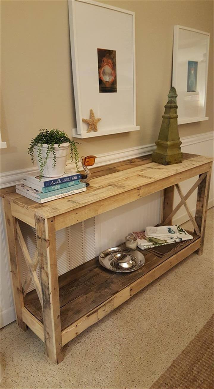 Best ideas about Pallet Furniture Ideas . Save or Pin 125 Awesome DIY Pallet Furniture Ideas Now.