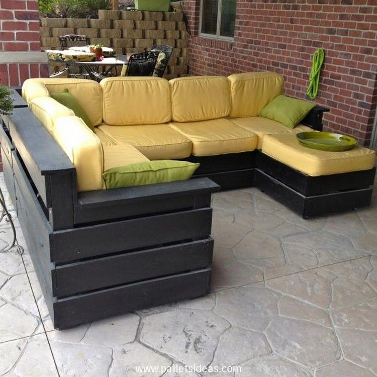 Best ideas about Pallet Patio Furniture . Save or Pin Pallet Patio Furniture Sets Pallet furniture Now.