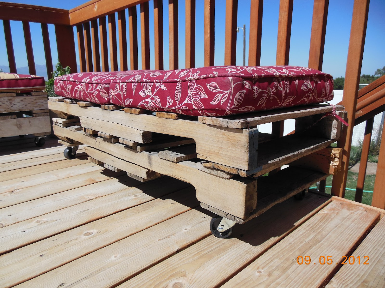 Best ideas about Pallet Patio Furniture . Save or Pin 4 Growing Boys Pallet Patio Furniture Now.