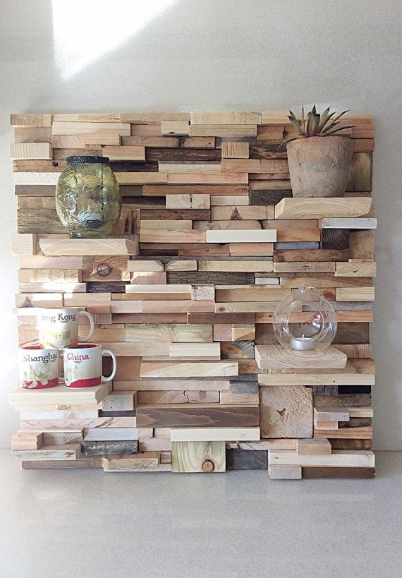 Best ideas about Pallet Wall Art . Save or Pin Pallet Wall Art Bespoke Feature Wall Reclaimed Gallery Now.