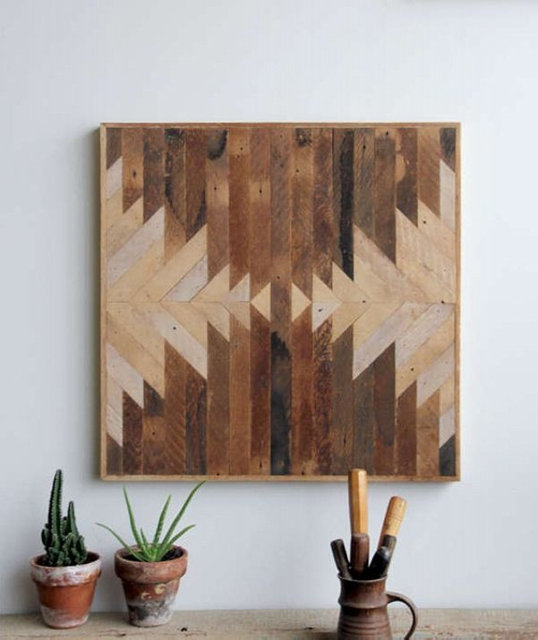 Best ideas about Pallet Wall Art . Save or Pin Ingenious Pallet Wall Art Ideas – Wood Pallet Ideas Now.