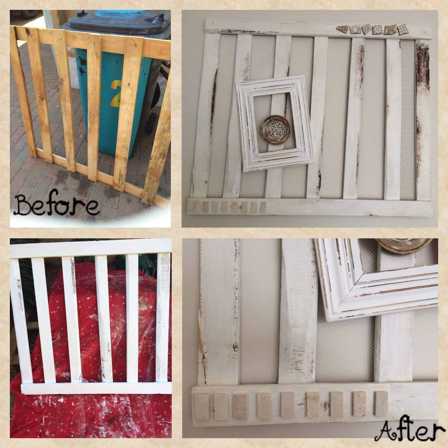 Best ideas about Pallet Wall Art . Save or Pin Decorative Pallet Wall Art • Pallet Ideas • 1001 Pallets Now.