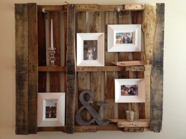 Best ideas about Pallet Wall Art . Save or Pin 30 Fantastic DIY Pallets Wall Art Ideas Now.
