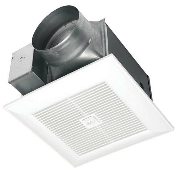 Best ideas about Panasonic Bathroom Fan . Save or Pin Panasonic WhisperGreen Select 150 CFM Bathroom Exhaust Now.