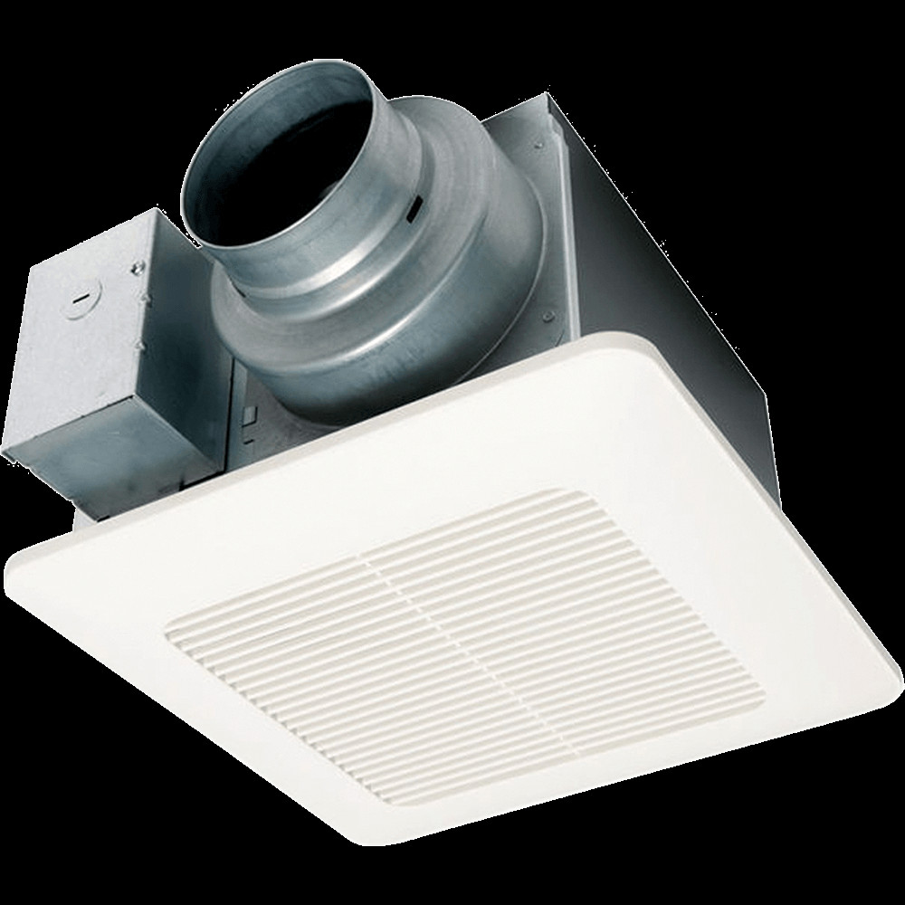 Best ideas about Panasonic Bathroom Fan . Save or Pin Panasonic WhisperCeiling DC Bath Fans Now.