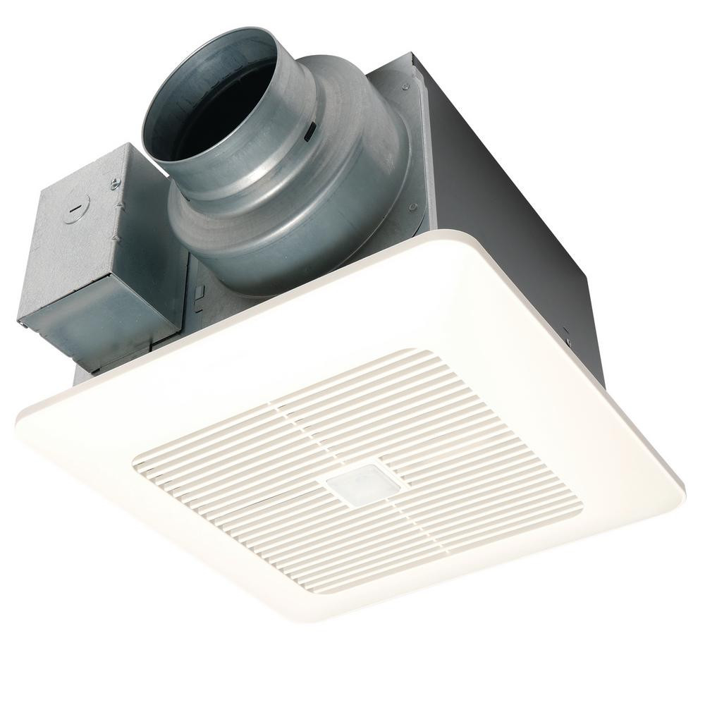 Best ideas about Panasonic Bathroom Fan . Save or Pin Panasonic WhisperSense DC Fan with Motion and Humidity Now.