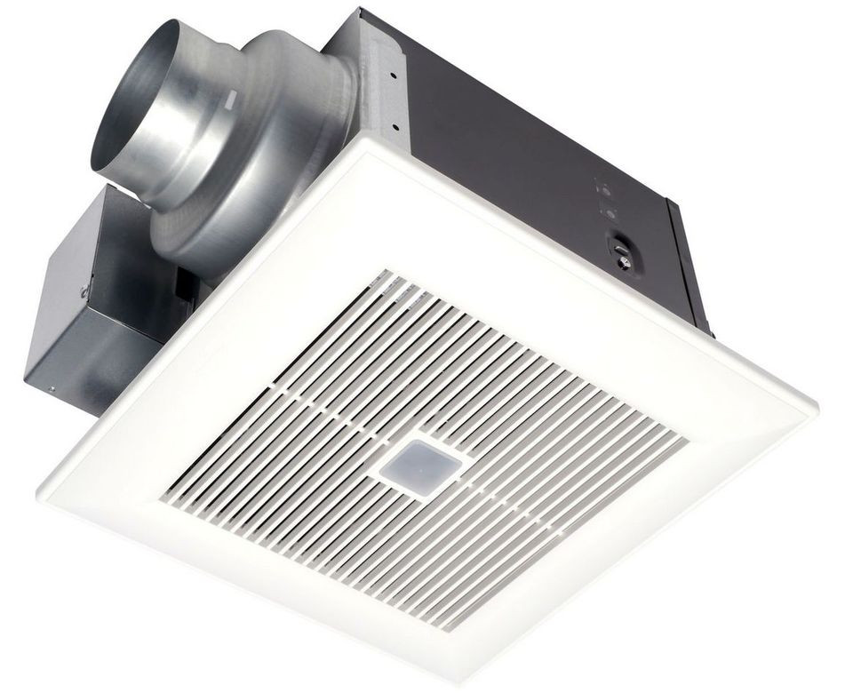 Best ideas about Panasonic Bathroom Fan . Save or Pin The Quietest Bathroom Exhaust Fans For Your Money Now.
