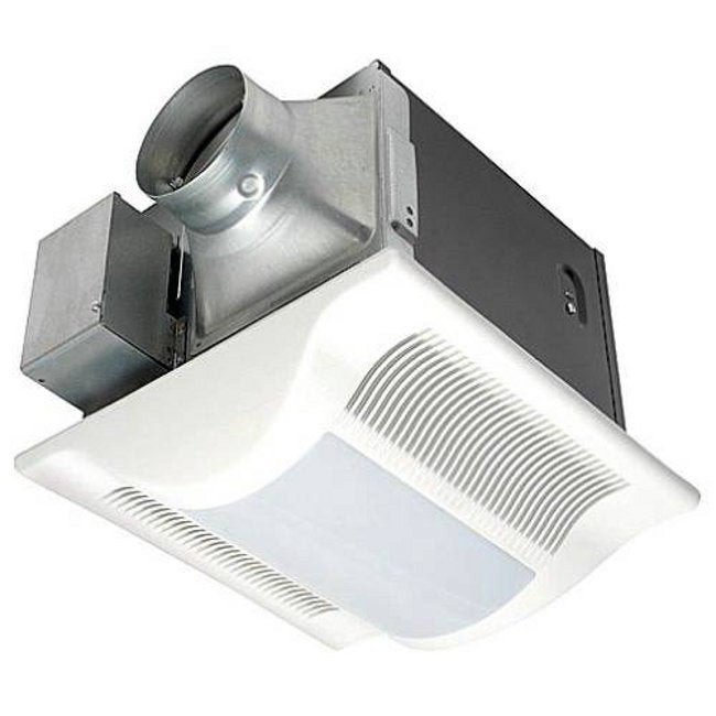 Best ideas about Panasonic Bathroom Fan . Save or Pin Panasonic Whisper Green 80 CFM Bath Fan Free Shipping Now.