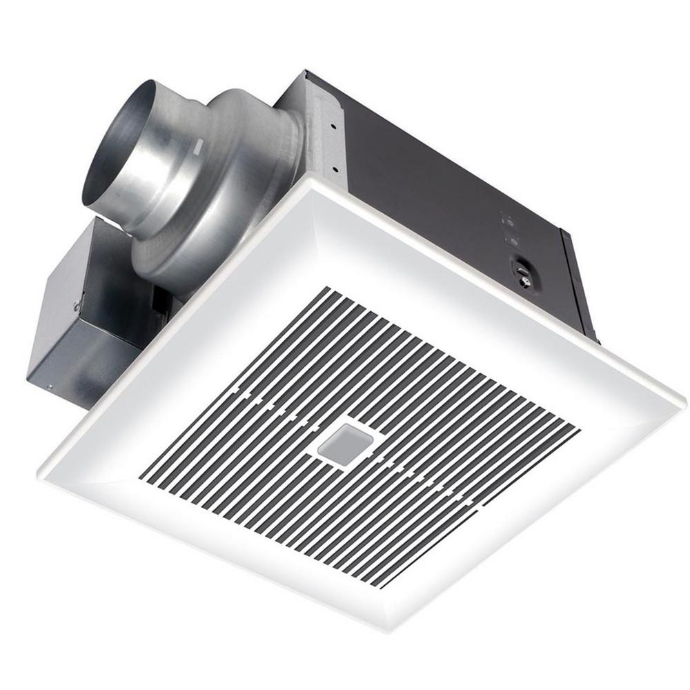 Best ideas about Panasonic Bathroom Fan . Save or Pin Panasonic WhisperSense 110 CFM Ceiling Humidity and Motion Now.