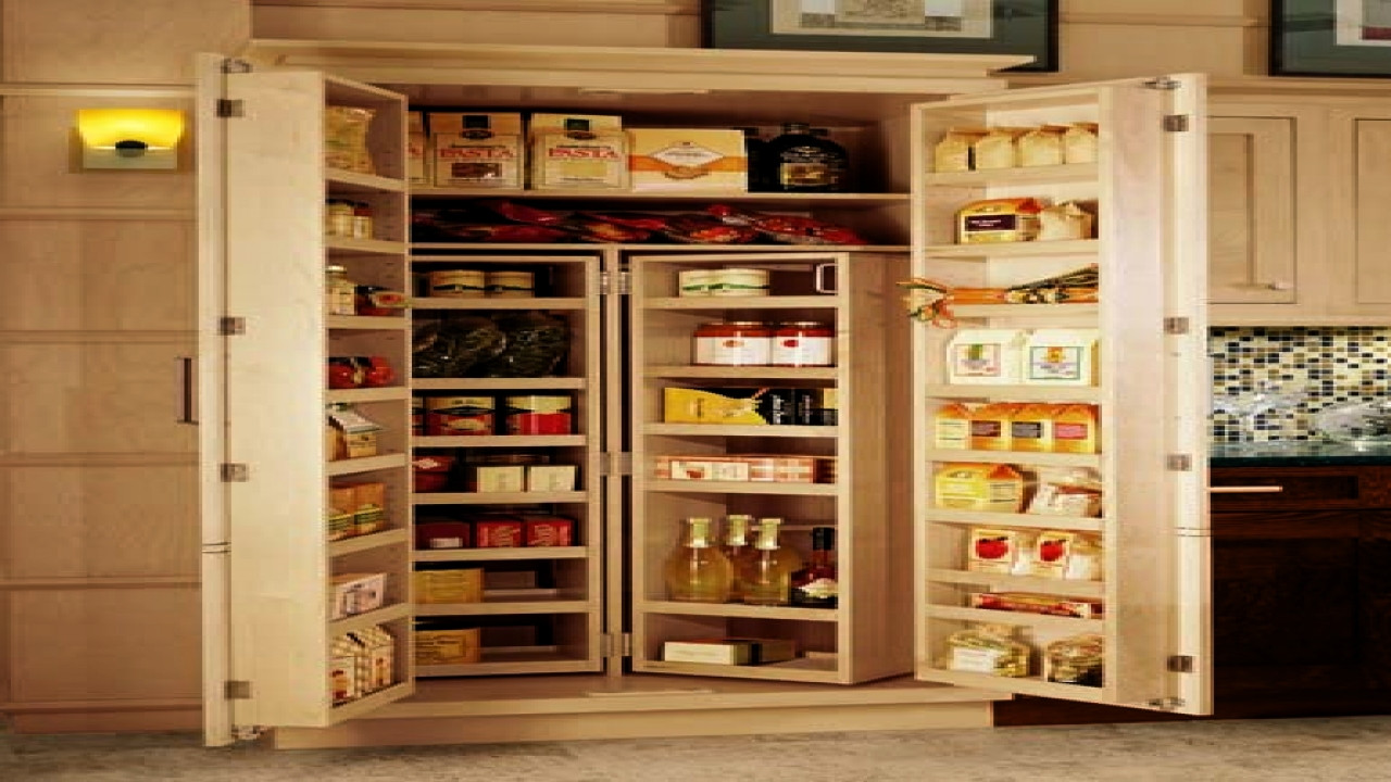Best ideas about Pantry Cabinet Home Depot . Save or Pin Cabinet pantry plan kitchen pantry cabinet home depot Now.
