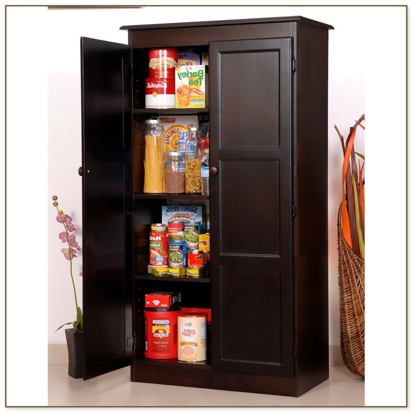 Best ideas about Pantry Cabinet Home Depot . Save or Pin Walk In Pantry Designs Now.