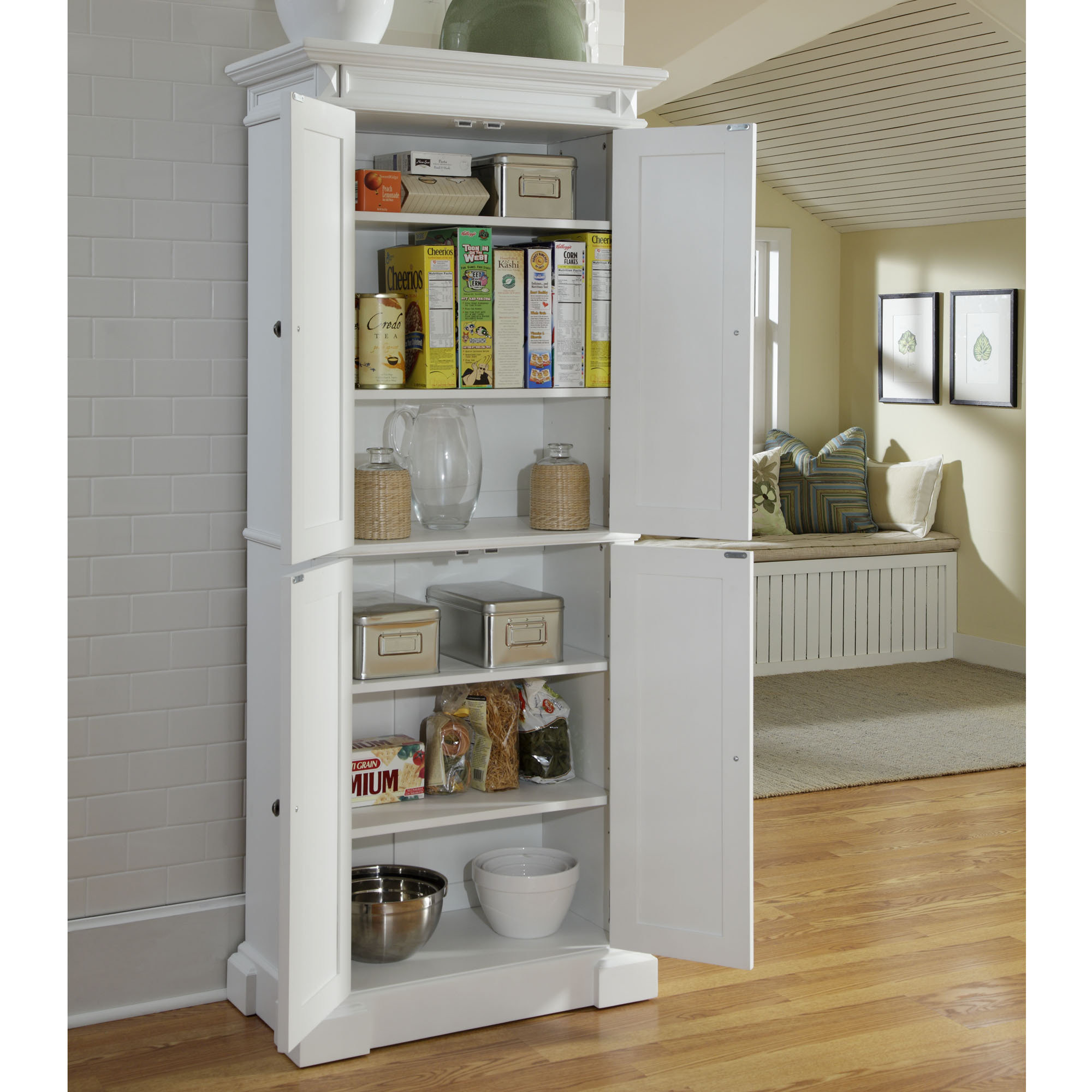Best ideas about Pantry Cabinet Home Depot . Save or Pin Kitchen Pantry Cabinet Installation Guide TheyDesign Now.