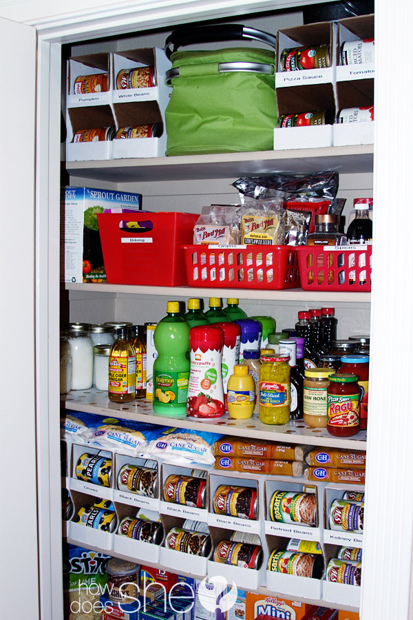 Best ideas about Pantry Can Organizer . Save or Pin Organized Pantry Canned Food Problem Solved Now.