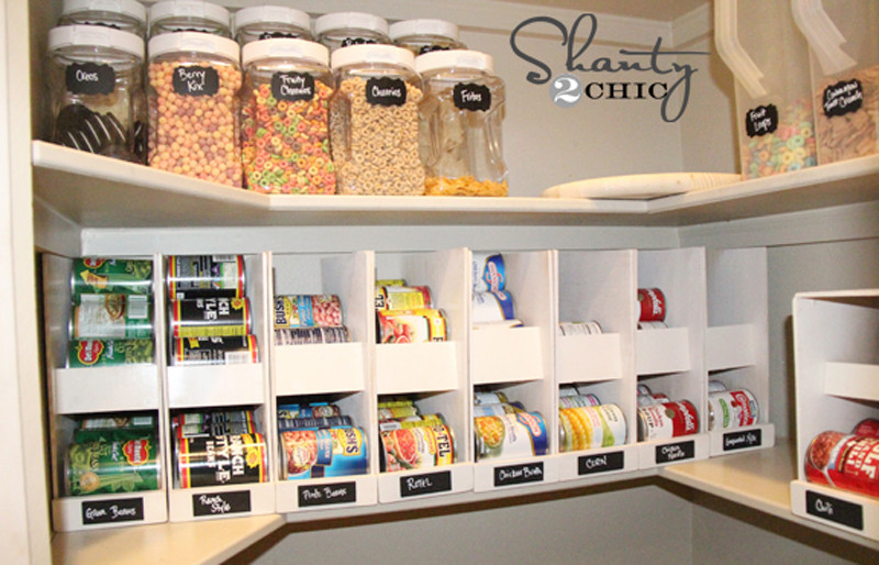 Best ideas about Pantry Can Organizer . Save or Pin How to Make Pantry Storage Organizer DIY & Crafts Now.