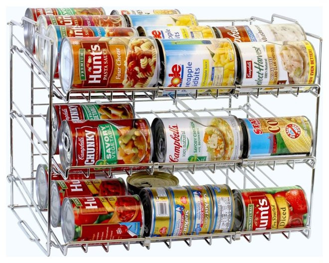 Best ideas about Pantry Can Organizer . Save or Pin Guest Picks 21 Nifty Pantry Organizers Now.