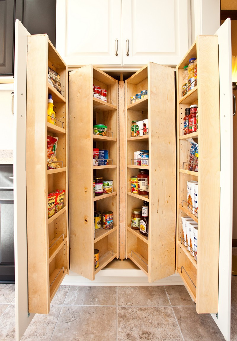 Best ideas about Pantry Closet Ideas . Save or Pin Pantry Cabinet Ideas Now.