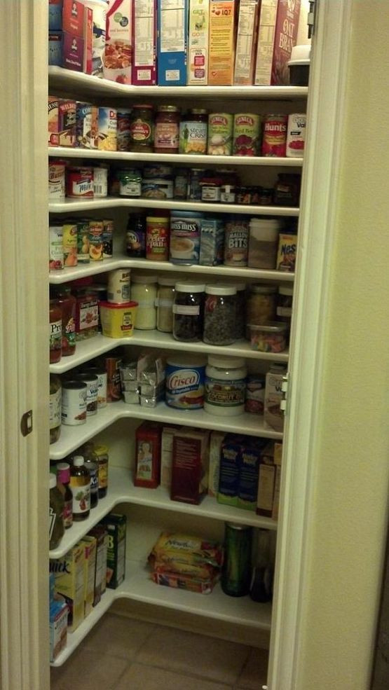 Best ideas about Pantry Closet Ideas . Save or Pin 25 Best Ideas about Small Pantry Closet on Pinterest Now.