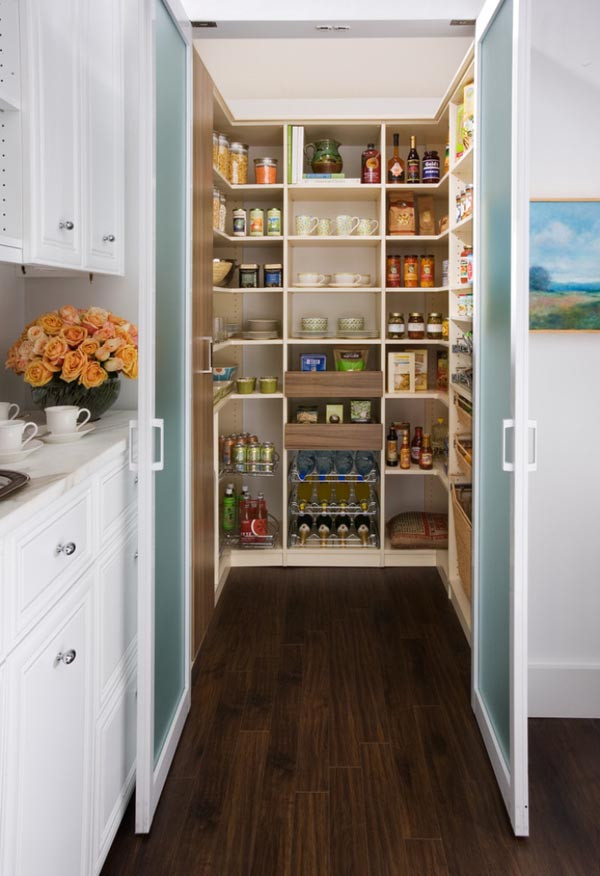 Best ideas about Pantry Design Ideas . Save or Pin 25 Great Pantry Design Ideas For Your Home Now.