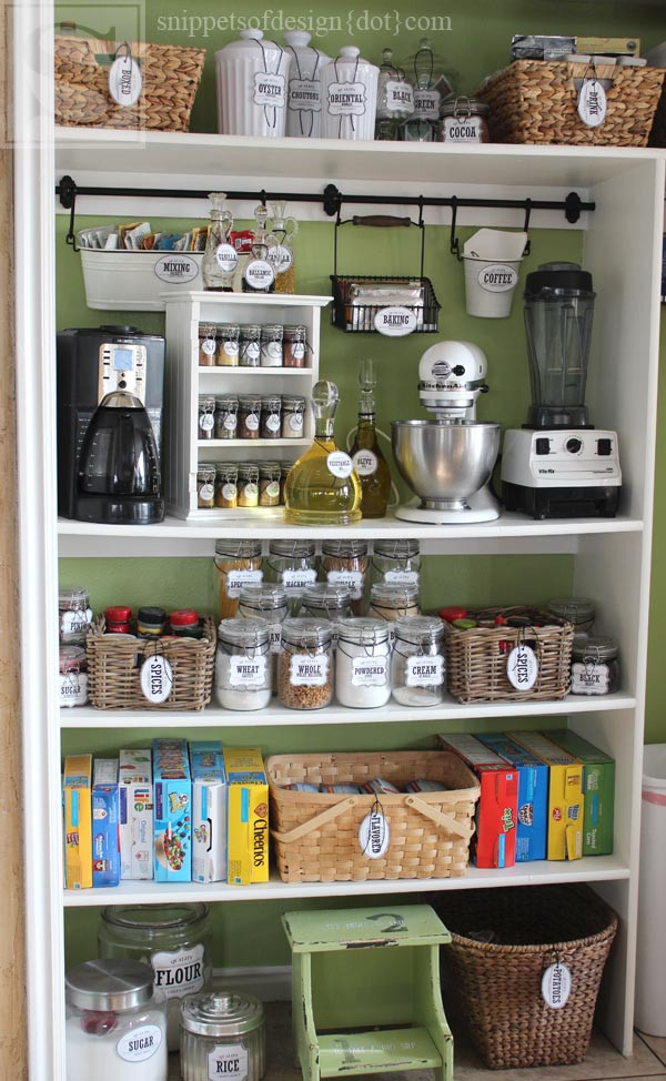 Best ideas about Pantry Design Ideas . Save or Pin 51 of Kitchen Pantry Designs & Ideas Now.