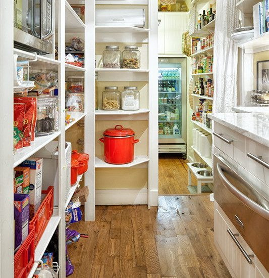 Best ideas about Pantry Design Ideas . Save or Pin 10 Kitchen Pantry Design Ideas — Eatwell101 Now.
