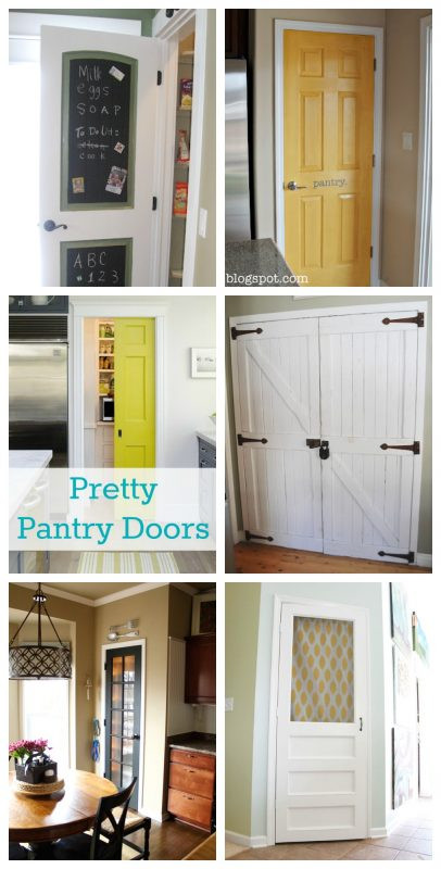 Best ideas about Pantry Door Ideas . Save or Pin Pretty Pantry Door Now.