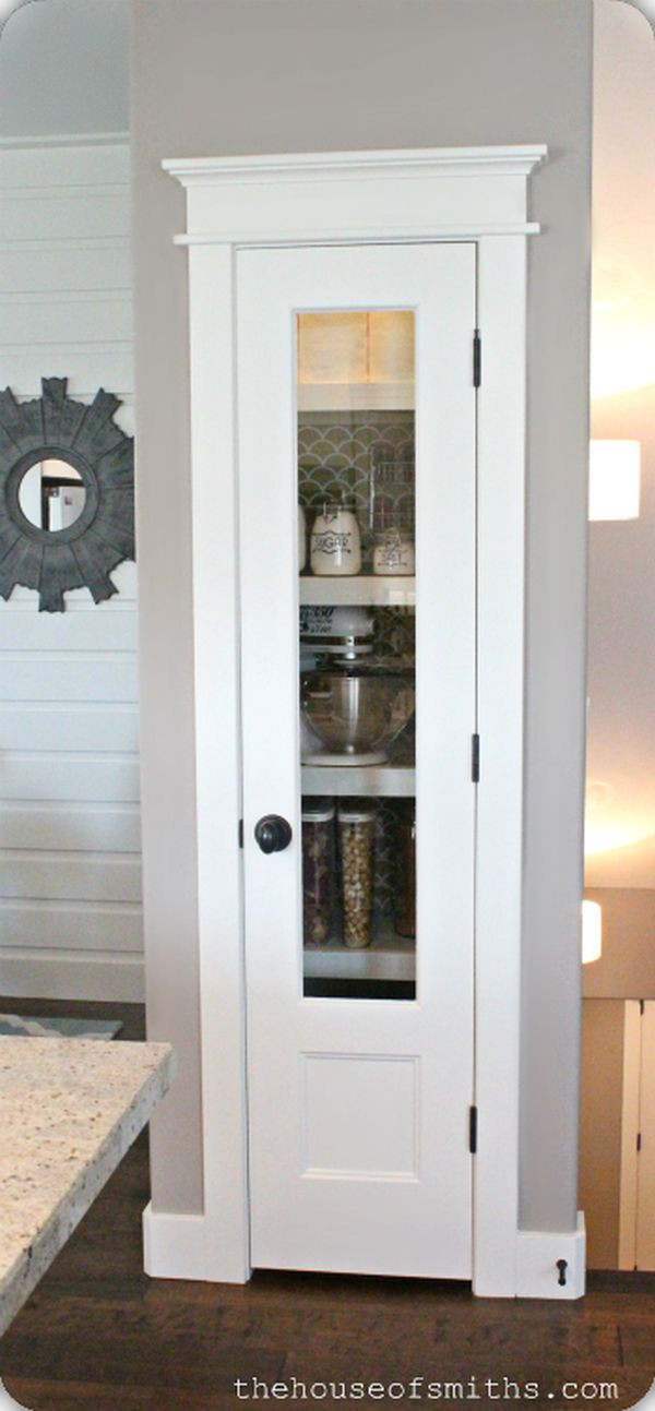 Best ideas about Pantry Door Ideas . Save or Pin 15 Organization Ideas For Small Pantries Now.