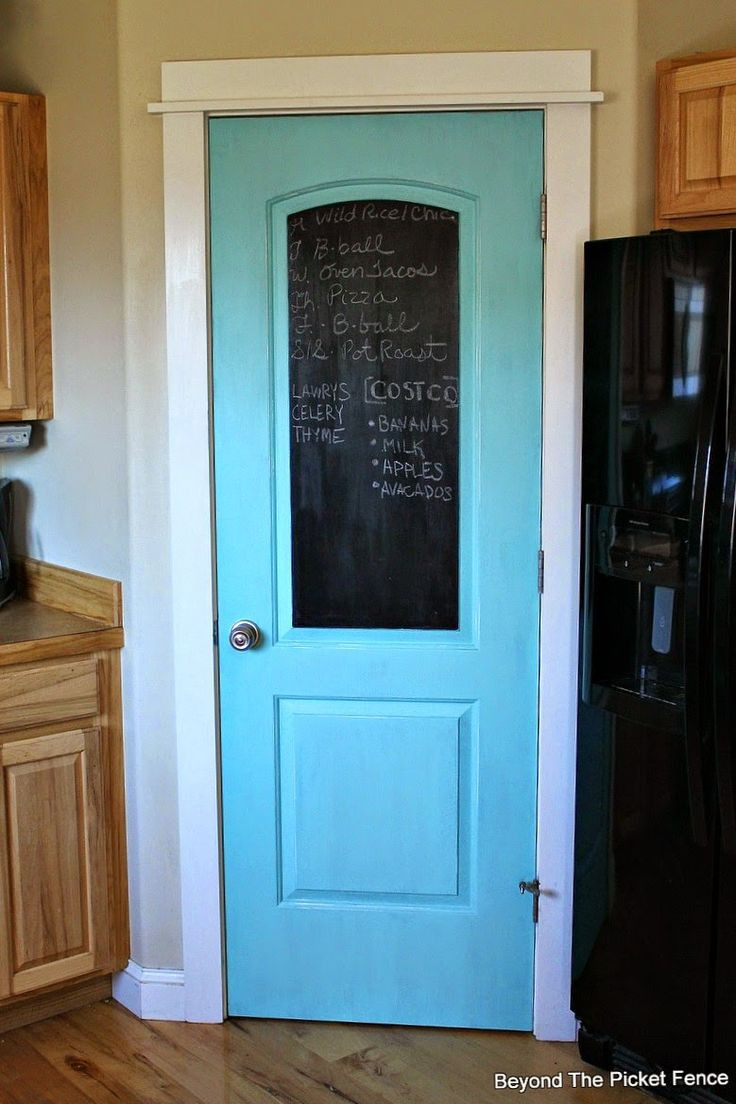 Best ideas about Pantry Door Ideas . Save or Pin Best 25 Chalkboard pantry doors ideas on Pinterest Now.