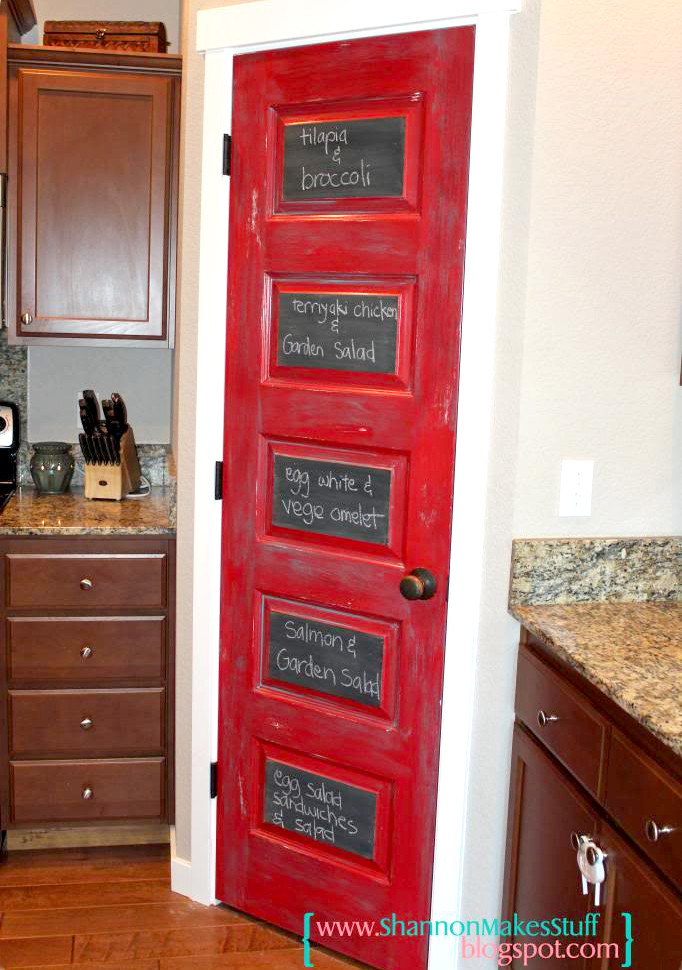 Best ideas about Pantry Door Ideas . Save or Pin 8 Pretty Pantry Door Ideas That Showcase Your Storeroom as Now.