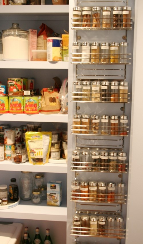 Best ideas about Pantry Door Spice Rack . Save or Pin 10 Spice Organization Tips Now.