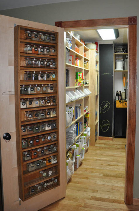 Best ideas about Pantry Door Spice Rack . Save or Pin The Perfect Pantry Other People s Pantries 156 Now.